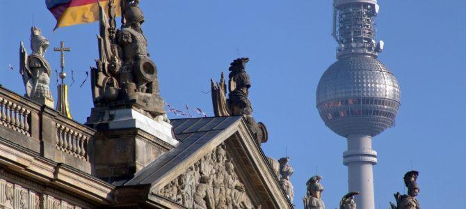 Sopra Berlino, alla scoperta dei punti più alti della città