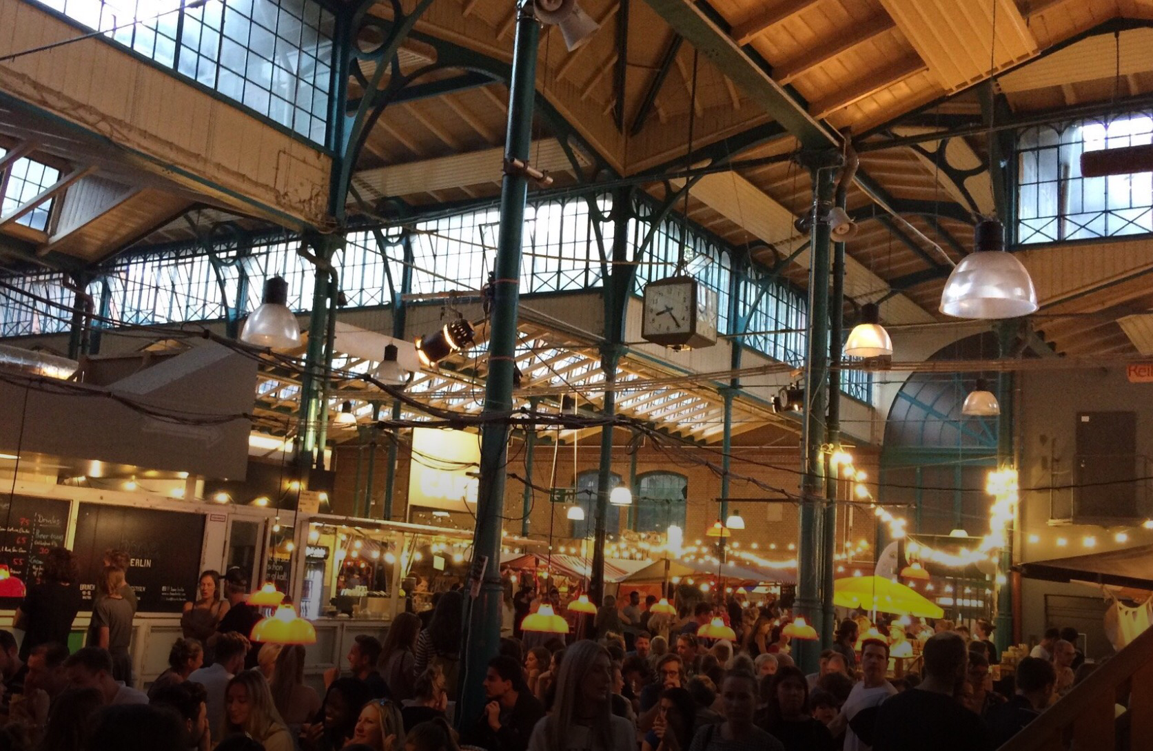 mercati coperti d'europa