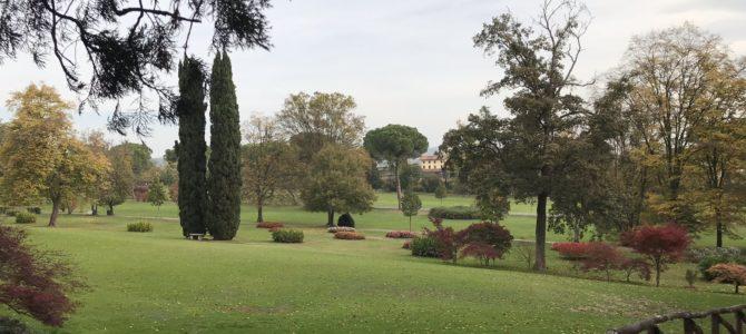 Parco Sigurtà, ammirando il foliage autunnale