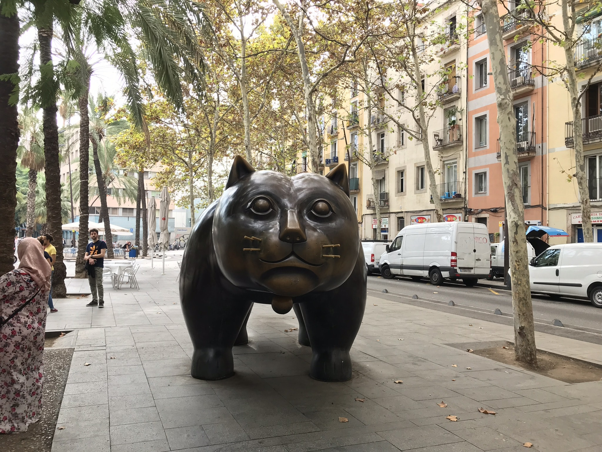 Week end a Barcellona