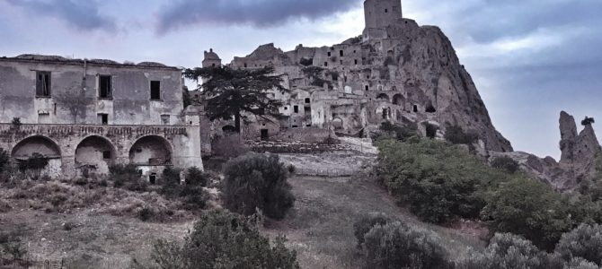 Craco, la ghost town italiana