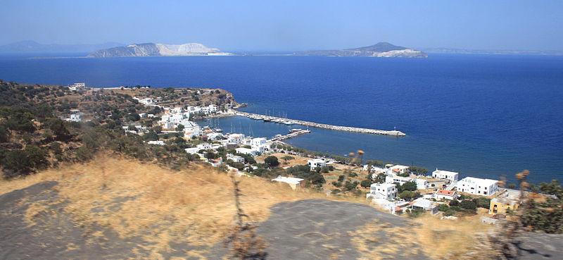 Nisyros: l'isola del Vulcano