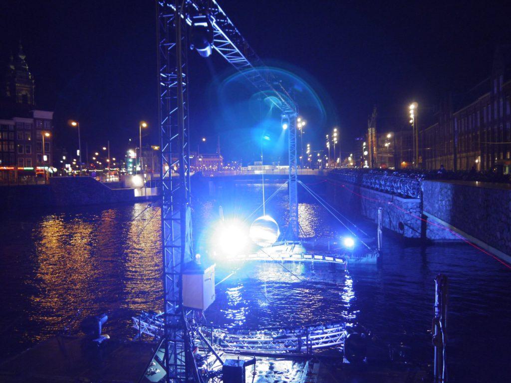 festival delle luci di Amsterdam