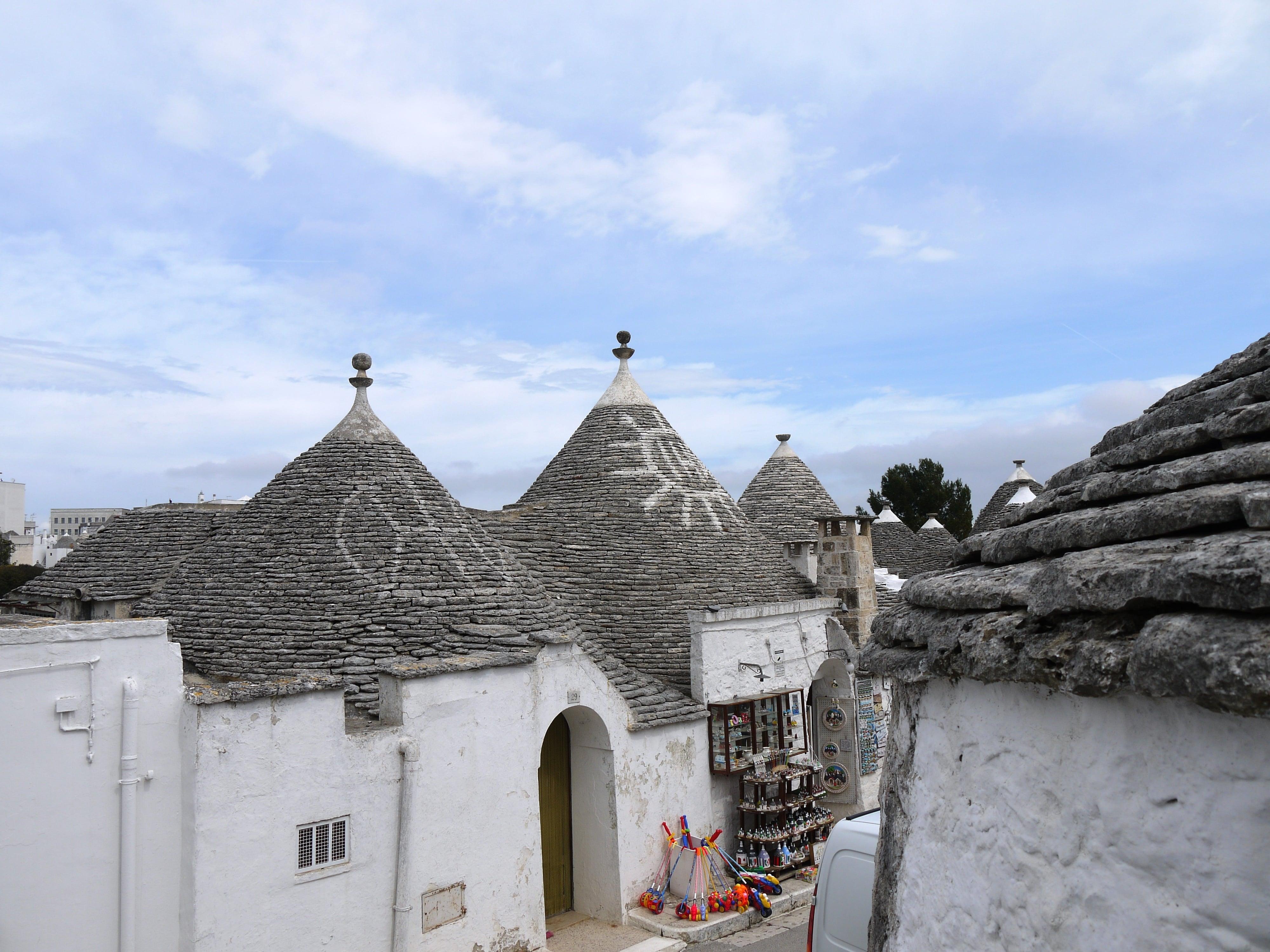 Alla scoperta di Cisternino, Locorotondo e Alberobello