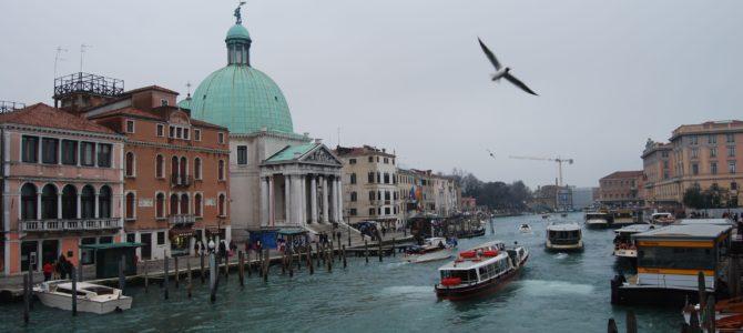 Tra pioggia ed acqua alta, visitare Venezia in un week end