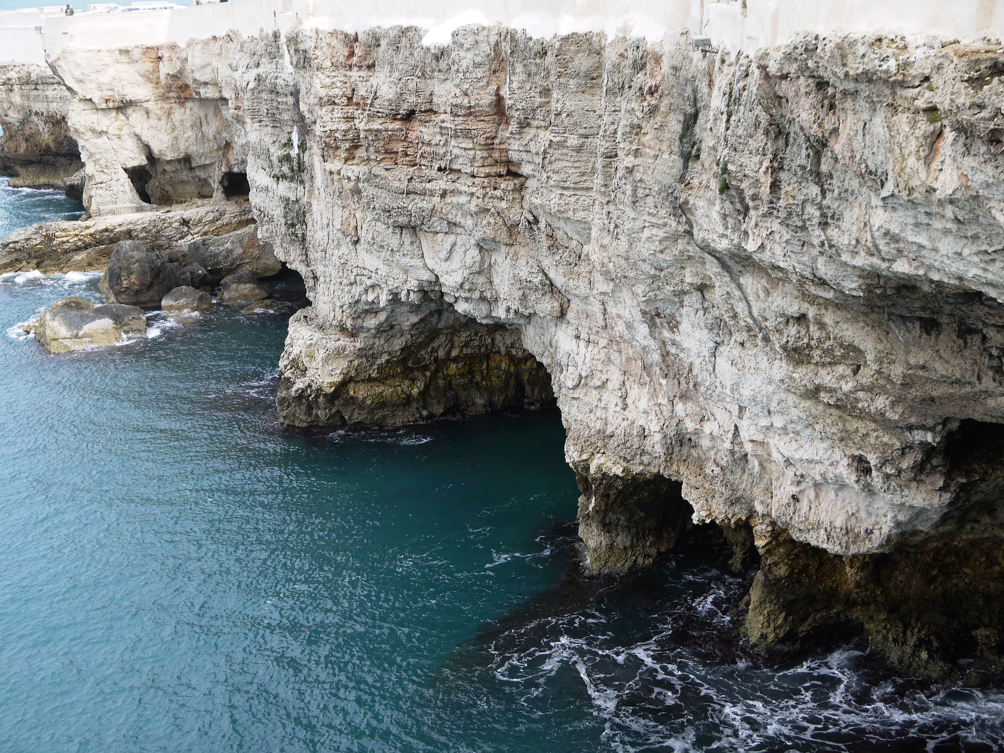 Puglia : visitare Monopoli, Polignano a Mare e Bari