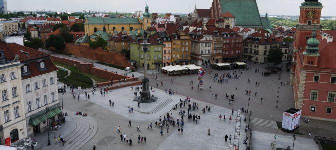 Varsavia – la mia prima volta in Polonia