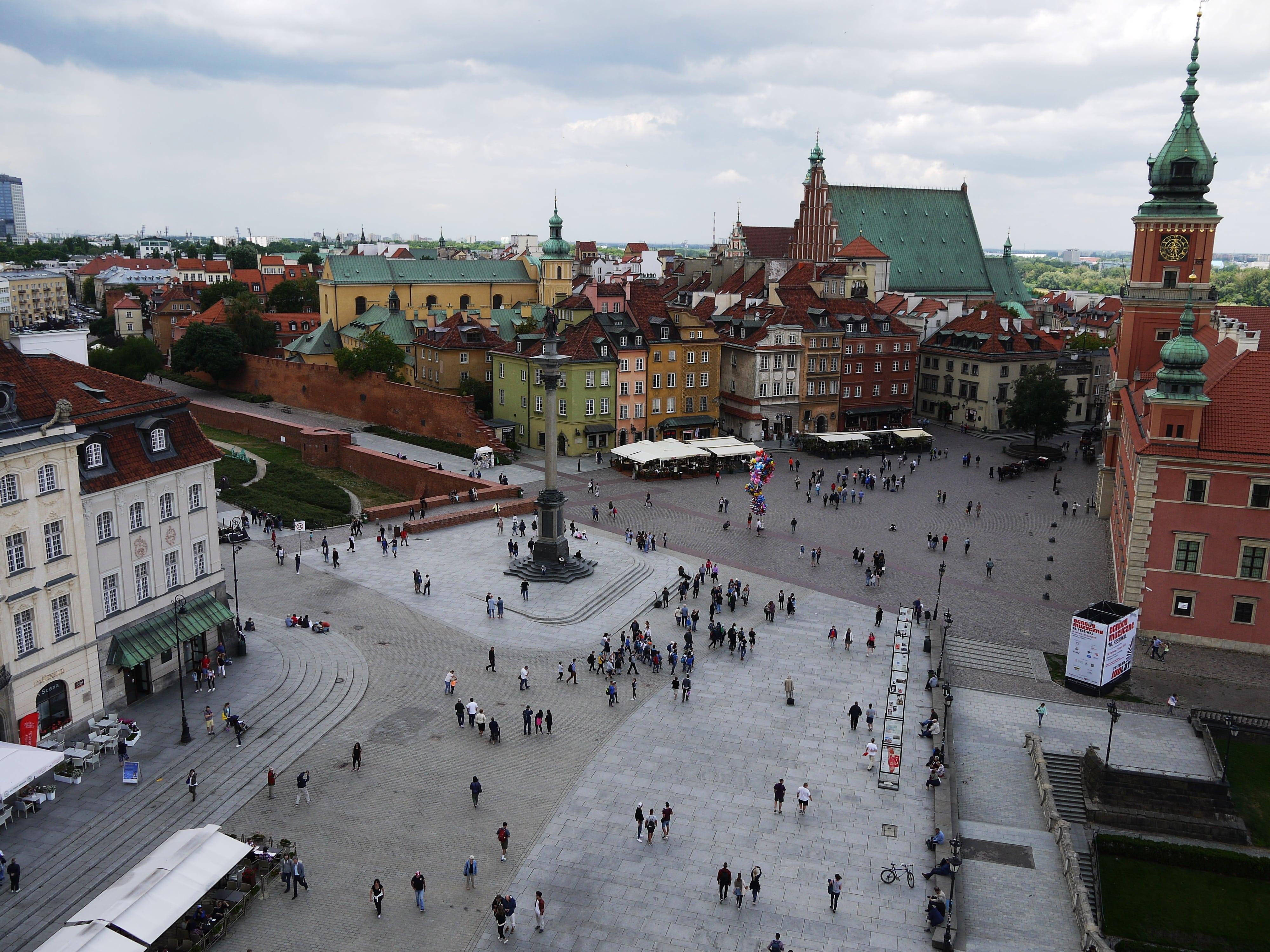 Varsavia in un week end