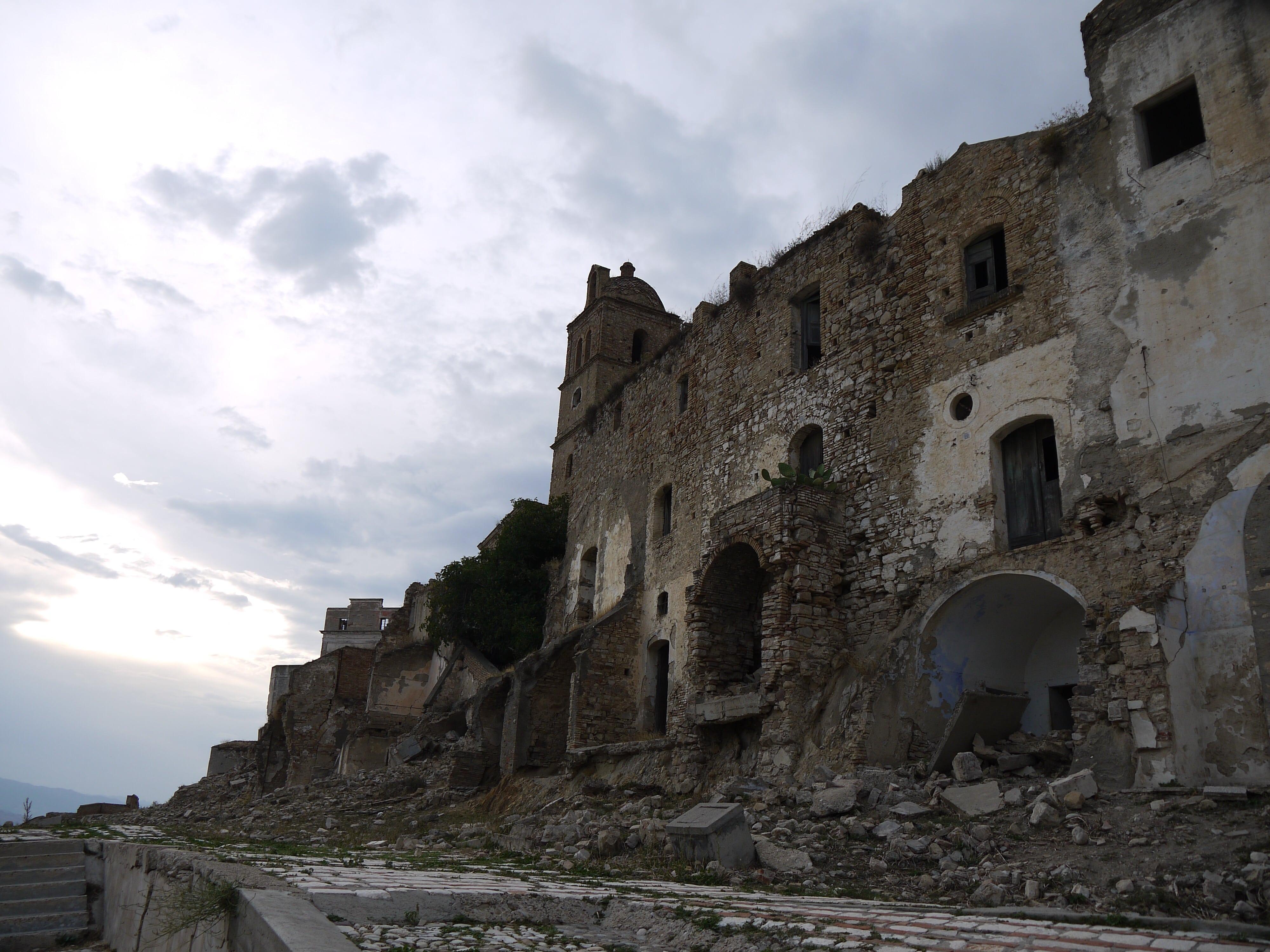 Craco la città fantasma