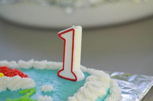 Buon Primo Compleanno Blog