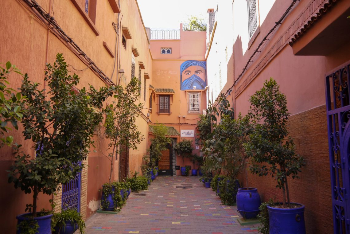 Marrakech cosa fare e vedere in un week end