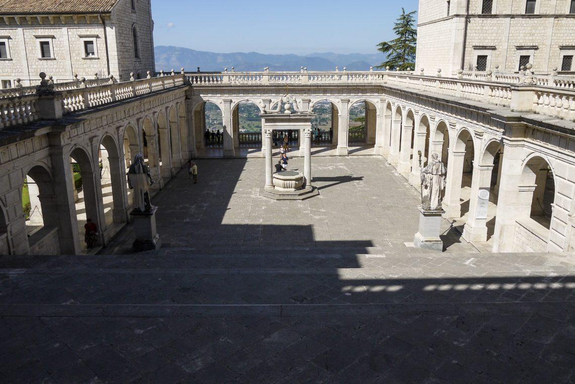 visitare l'Abbazia di Montecassino