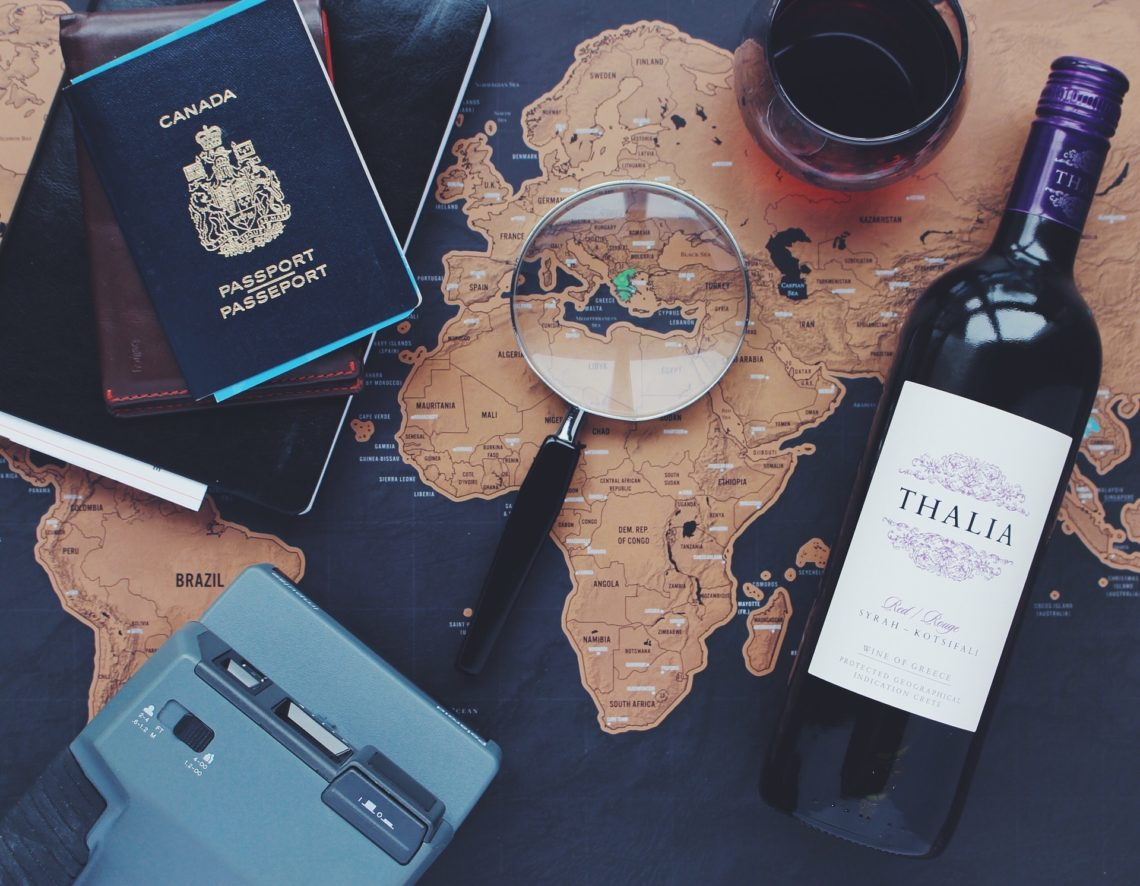 perchè amo viaggiare