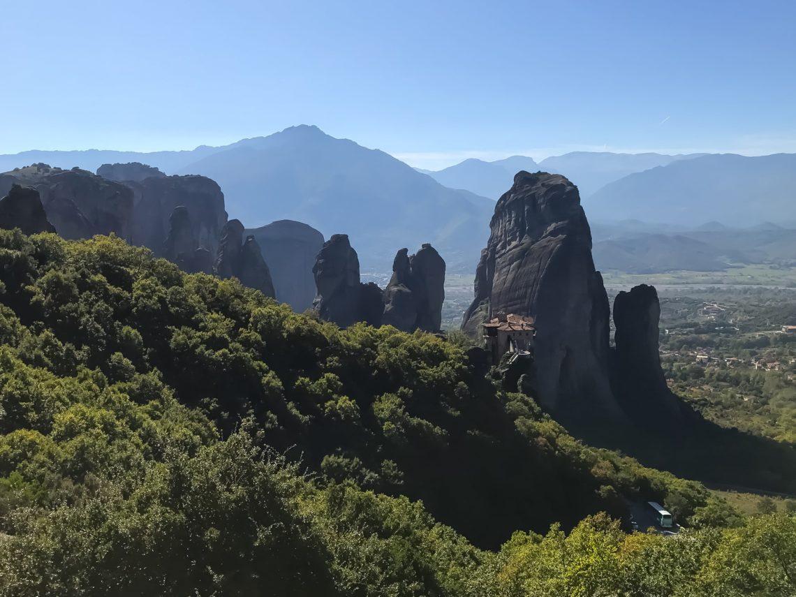 Visitare Meteora