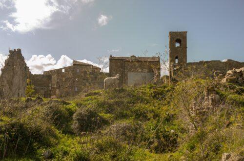 Borghi fantasma nel Lazio