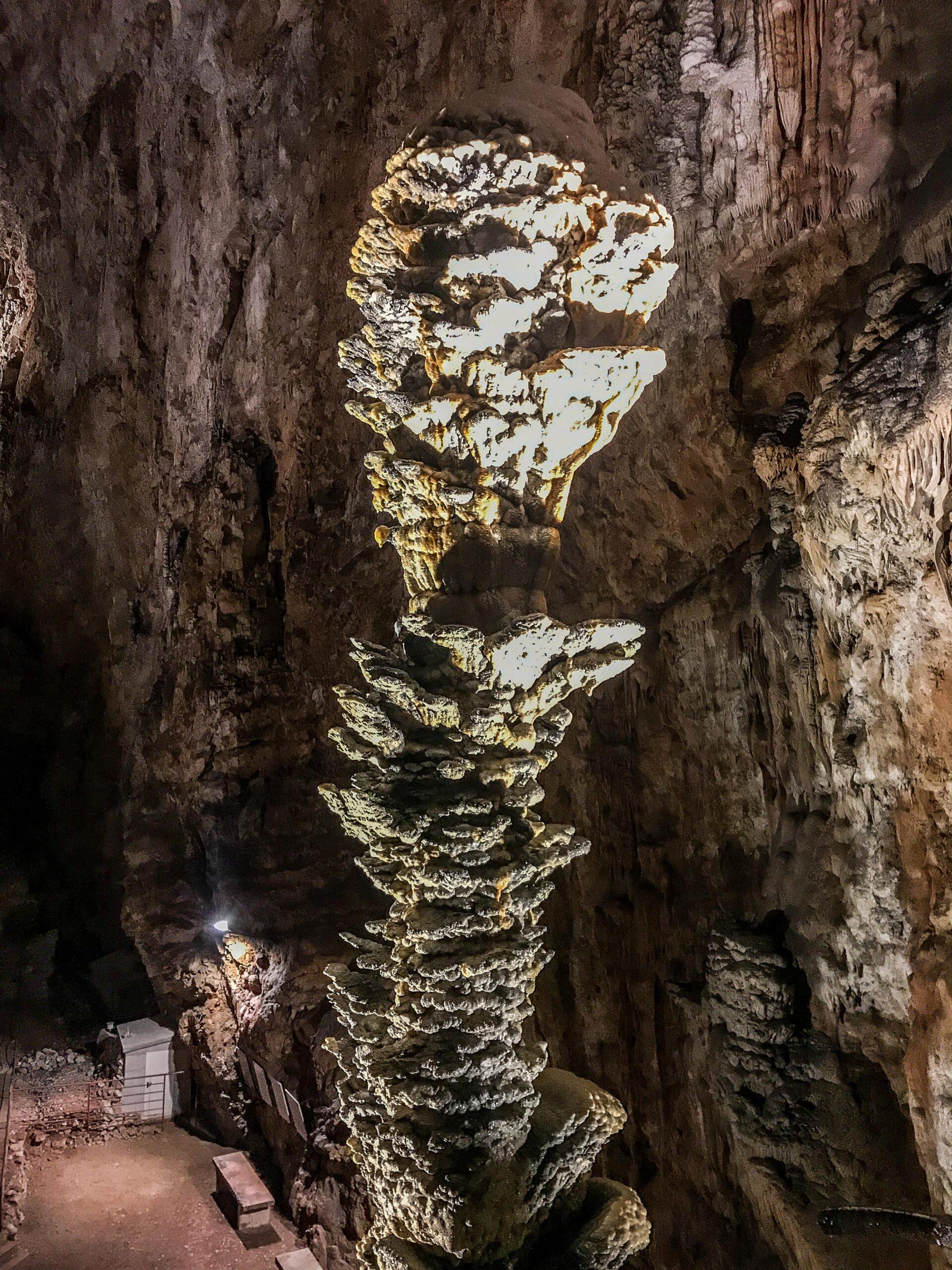 Alla scoperta della Grotta Gigante