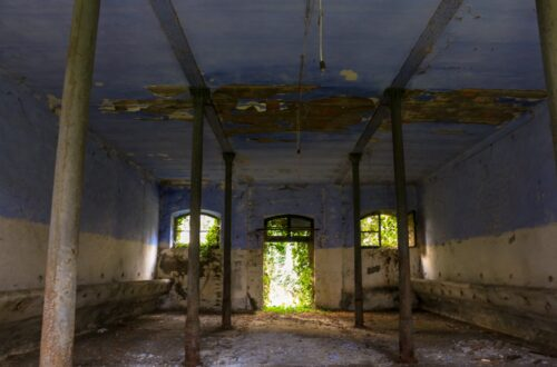 Luoghi abbandonati in Emilia Romagna