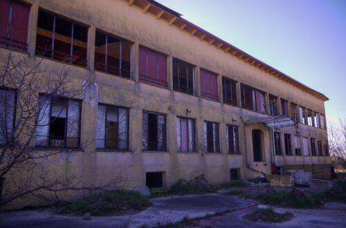 luoghi abbandonati