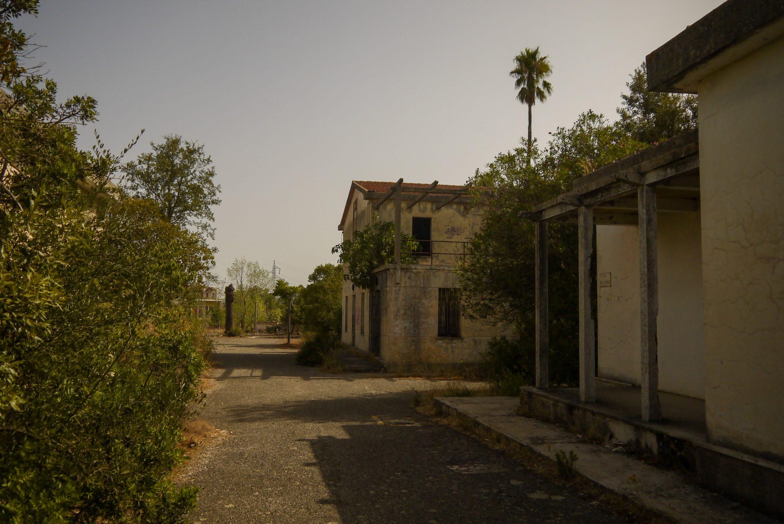Luoghi abbandonati in Sardegna
