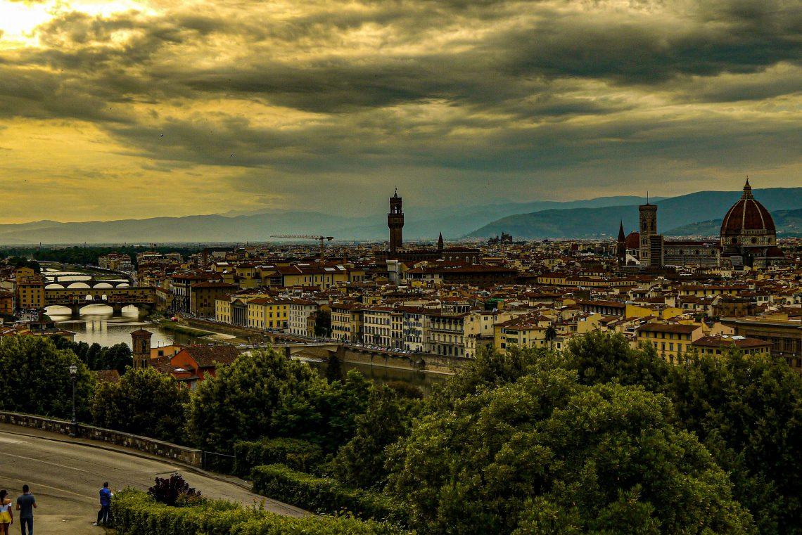 Firenze in un week end